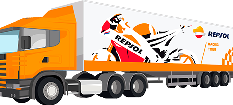 Repsol Racing Tour.